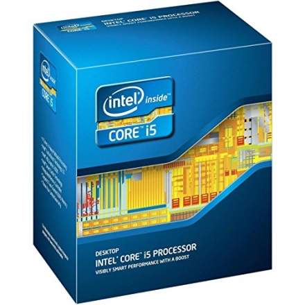 Intel Core i5-4670K Quad-Core Desktop Processor 3.4 GHZ 6 MB Cache – BX80646I54670K