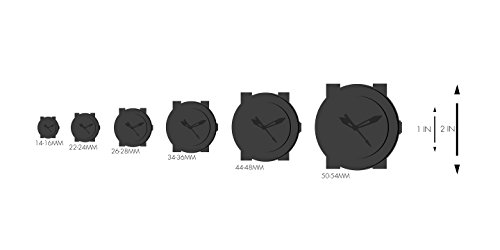 Diesel Men's DZ1371 Not So Basic Basic Black Watch