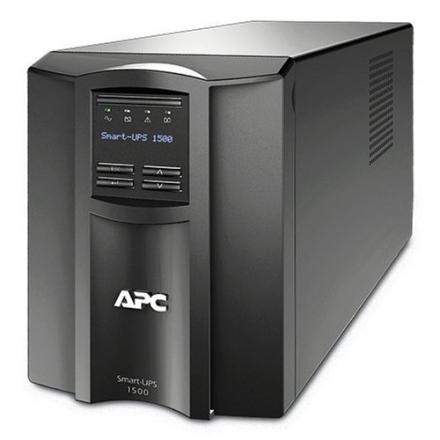 APC Smart-UPS SMT1500 1500VA 120V LCD UPS System