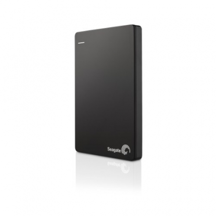 Seagate Backup Plus Slim 2TB Portable External Hard Drive with Mobile Device Backup USB 3.0 (Black)