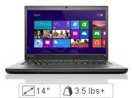 Lenovo ThinkPad T440s 20AQ006HUS 14-inch Ultrabook (Black)