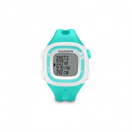 Garmin Forerunner 15 Small, Teal/White