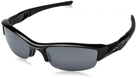 Oakley Men's Flak Jacket Iridium Sunglasses