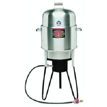 Brinkmann 810-5100-P – Stainless Steel All-In-One
