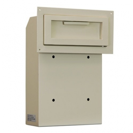 Protex Through-The-Door Locking Drop Box. (WSS-159)