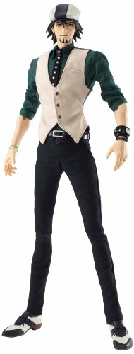 "Bandai Tamashii Nations ""Tiger and Bunny"": Kotetsu T Kaburagi 12″ Action Figure (Perfect Model)"