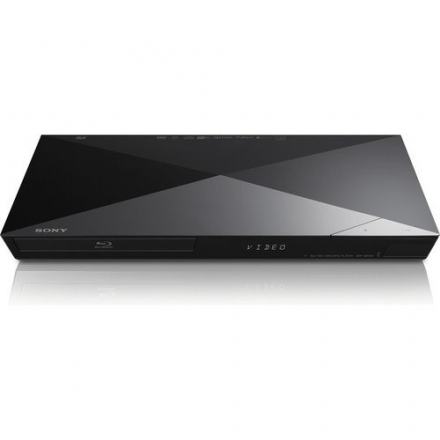 Sony 4K 3D Blu-ray Disc Player With Dual Core Processor & Full HD 1080p Resolution, Built-in 2.4 GHz