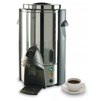 Focus Foodservice 57100-220 100 Cup stainless steel coffee urn – CE