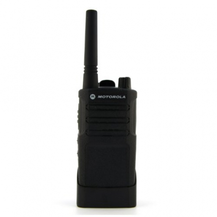 Motorola RMU2040 On-Site 4 Channel UHF Rugged Two-Way Business Radio (Black)