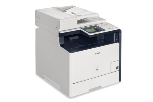 Canon imageCLASS MF8580Cdw Wireless 4-In-1 Color Laser Multifunction Printer with Scanner, Copier an