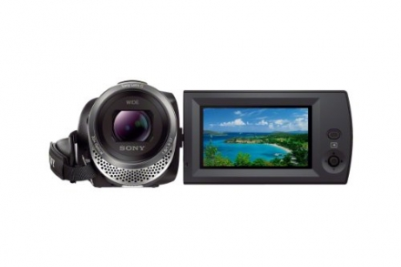 Sony HDRCX330 Video Camera with 2.7-Inch LCD (Black)