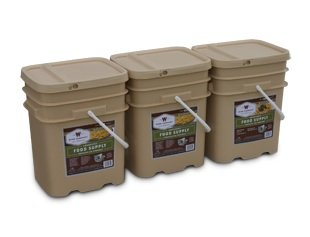 360 Serving Meal Package 25 Year Shelf Life (With Proper Storage)