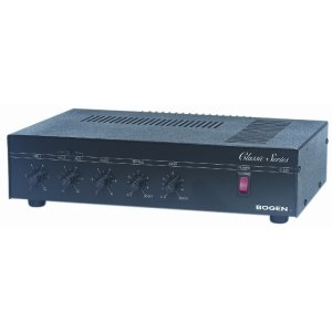 Classic Series 100-Watt Public Address Amplifier