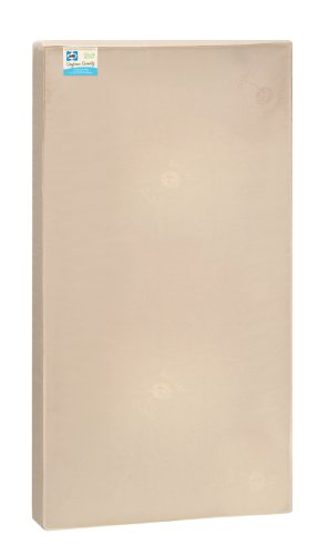 Sealy Soybean Serenity Organic Crib Mattress
