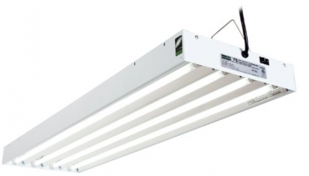 EnviroGro FLT44 4-Ft, 4-Tube Fixture, T5 Bulbs Included