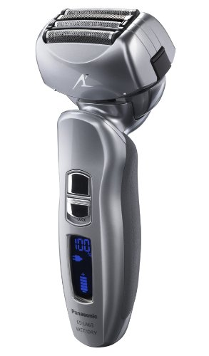 Panasonic ES-LA63-S Arc4 Men's Electric Shaver Wet/Dry with Multi-Flex Pivoting Head