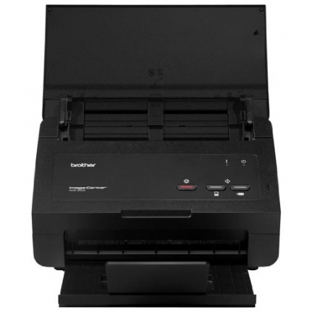 Brother ImageCenter ADS-2000 High Speed Document Scanner, Black