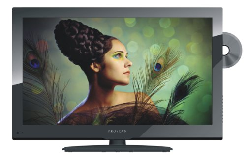 Proscan 32-Inch HDTV with Built-In DVD Player