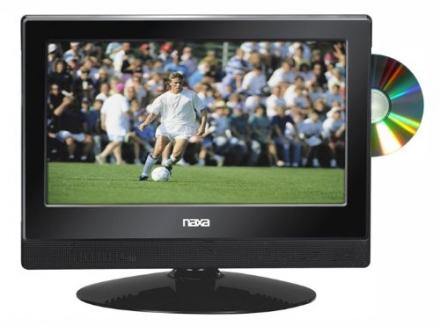 NTD-1354 13.3″ TV/DVD Combo – HDTV – 16:9 – 1280 x 800 – 720p
