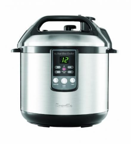 Breville BPR600XL Fast-Slow Cooker