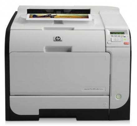 Hewlett Packard M451DN Laserjet Enterprise 400 Color Printer