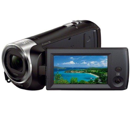 Sony HDRCX240/B Video Camera with 2.7-Inch LCD (Black)