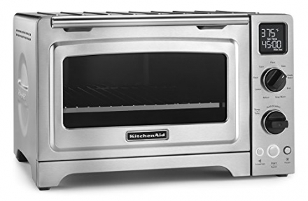 KitchenAid KCO273SS Digital Convection Oven, Stainless Steel