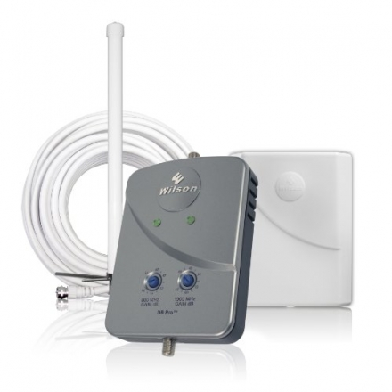 Wilson Electronics  DB Pro Indoor Cellular Signal Booster Kit for the Entire House – Retail Packagin