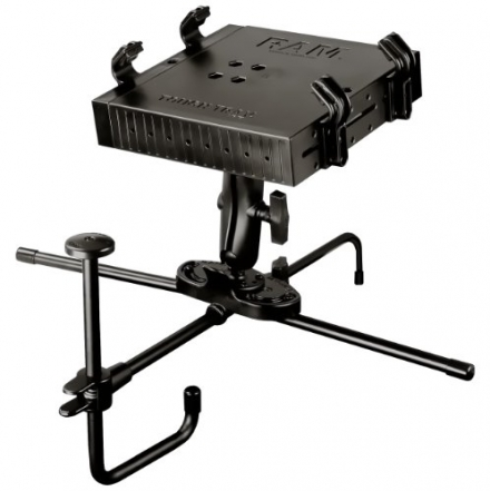 Ram Mount Seat-Mate Laptop Mounting System for Laptop and Notebooks Computers (RAM-SM1-234-3)
