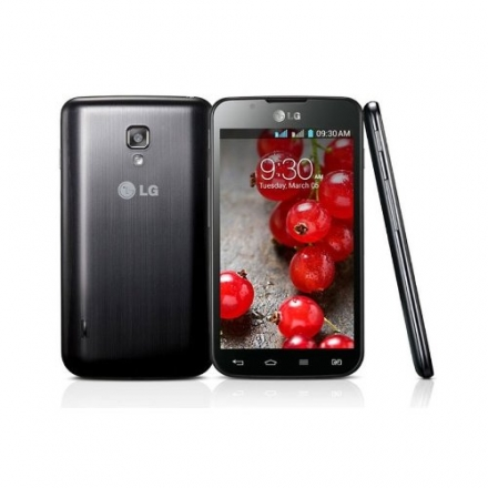 NEW Lg Optimus L7 Ii Black Dual SIM 3g 8mp Smartphone P715 ★ Factory Unlocked Best Gift Fast Shipp
