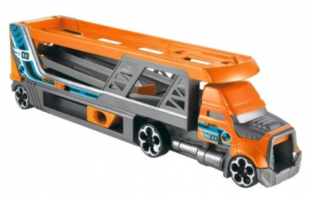 Hot Wheels Blastin Rig Semi-Truck Vehicle
