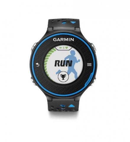 Garmin Forerunner 620 – Black/Blue Bundle