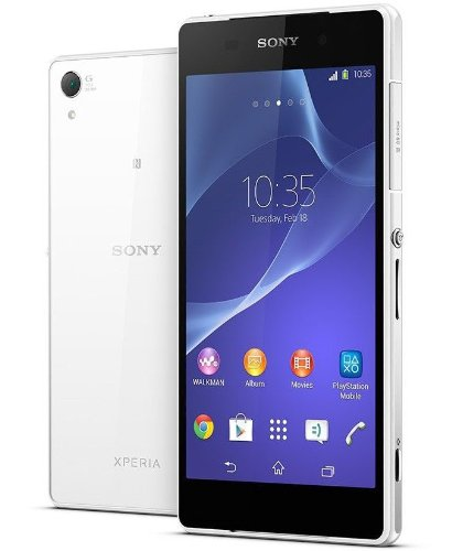 Sony XPERIA Z2 D6503 FACTORY UNLOCKED International Verison  – WHITE
