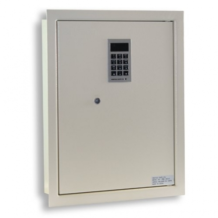 Protex Wall Safe with Digital Keypad (PWS1814E)