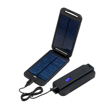 Powertraveller Powermonkey Extreme 5V and 12V Solar Portable Charger