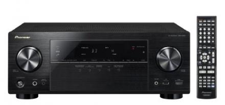 Pioneer Channel AV Receiver, VSX-1023 (Black)