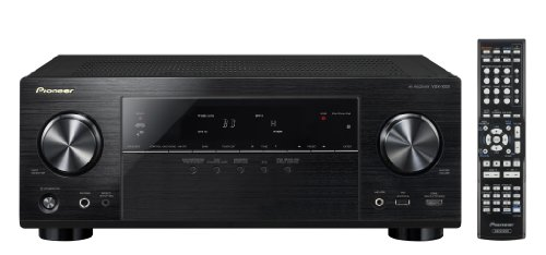 Pioneer Channel AV Receiver, VSX-1023 (Black)
