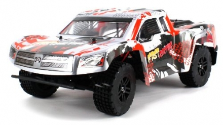 Pathfinder Super Sport Electric RC Truggy 2.4GHz Control System Big Size 1:12 Scale Off Road Racing RTR High Performance 20 MPH, 4 Wheel Independent Suspension (Colors May Vary)