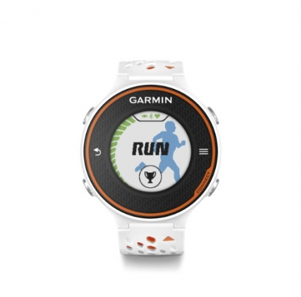 Garmin Forerunner 620 – White/Orange Bundle
