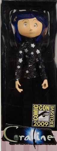 Coraline in Star Spangled Sweater – NECA Comicon 2009 EXCLUSIVE