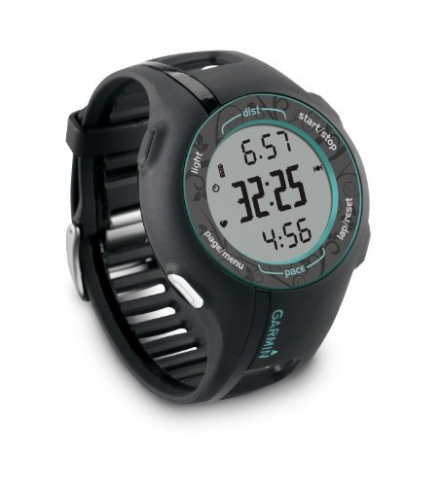Garmin Forerunner 210 with Heart Rate Monitor (Teal)