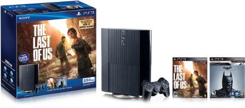 PlayStation 3 The Last of Us & Batman: Arkham Origins Bundle