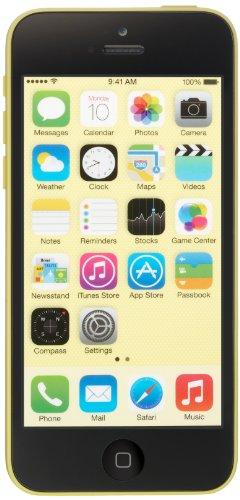 Apple iPhone 5c 16GB (Yellow) – Unlocked