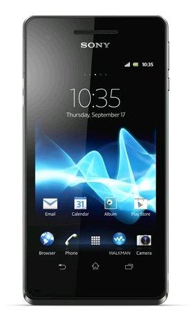 Sony Xperia V LT25i Unlocked Phone 13MP Camera, 8GB Internal, Android OS, Water Resistant – Internat