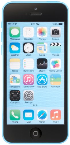 Apple iPhone 5c, Blue 16GB (Unlocked)