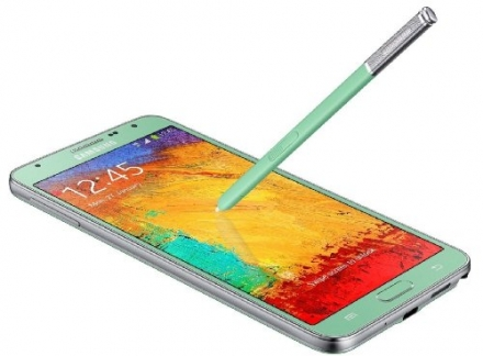 Brand New Samsung Galaxy Note 3 Neo SM-N7505 Green (FACTORY UNLOCKED) 16GB , 5.5″ , 8MP