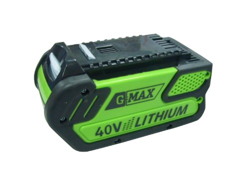 GreenWorks 29472 G-MAX 4 AH Li-Ion, 40V 4amp G-MAX Battery