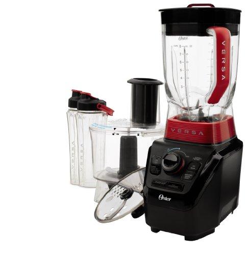 Oster BLSTVB-103-000 Versa 1100-watt Professional Performance Blender with Two 20-Ounce Blend'N Go Cups