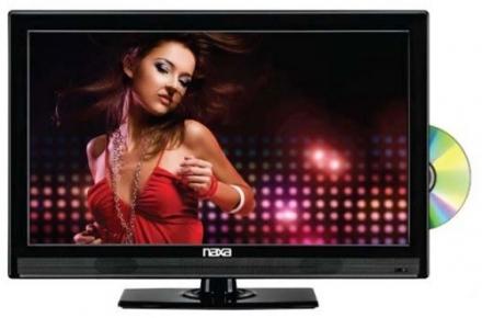 NEW NAXA NTD-2252 22″ Widescreen Full 1080P HD LED TV DVD Player + Digital Tuner