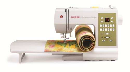 SINGER 7469Q Confidence Quilter Computerized Sewing and Quilting Machine